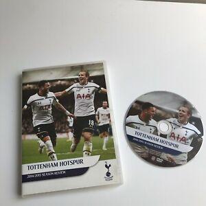 Tottenham Hotspur Season review 2014/2015 DVD