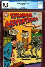 Strange Adventures #164 CGC GRADED 9.2 - third highest graded - white pages