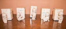 Kewpie Enesco / Rose O'Neill Dolls, Set of 5