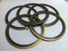 LOT OF (5) NEW FURON API-601 304-VC FLEX SEAL 8 IN 150 GASKETS