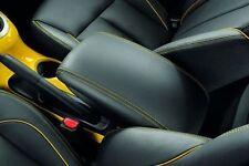 Nissan Genuine New Juke F15E F15 Armrest Black Leather Yellow Storage KE8771K1YE