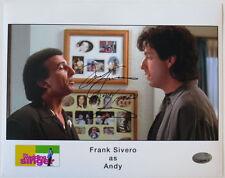Frank Sivero Signed Wedding Singer Authentic 8x10 Photo (PSA/DNA) #J45059