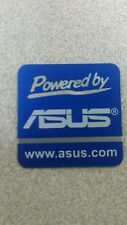 Powered By ASUS Logo Sticker PC Motherboard Case Badge