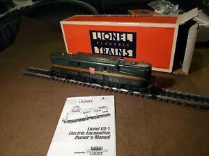 Lionel 6-18313 Pennsylvania GG-1 Diecast Electric Engine C7 TMCC Org Box USA1996