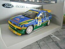 FORD Escort Cosworth RS Rallye Monte Carlo Win 1996 #3 Bernardini Yacco UT 1:18