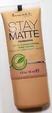 Rimmel Stay Matte Foundation 30ml 300 Natural Beige