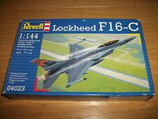 Revell - Lockheed F16 - C  - Bausatz - 1: 144