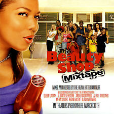 Various OFFICIAL BEAUTY SHOP MIXTAPE CD (Hosted & Mixed By DJ Enuff) (2005) RARE