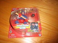 1998 Kenner Pro Action Wayne Gretzky New York Rangers Real Slapshot Figure PS IP