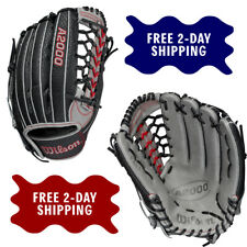 2021 Wilson A2000 12.25 Outfield Baseball Glove PF92 Pedroia Fit Model SuperSkin