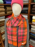 100% Pure New Wool Pashmina | Lochcarron | Made in Scotland | Buchanan Rose