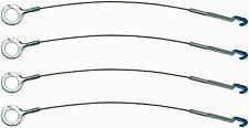 Drum Brake Self Adjuster Cable-Front Drum Rear,Front Dorman HW2101
