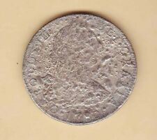 1780 Shipwreck Spanish Mexico 8 Reales Silver 1700's Colonial Pirate Coin