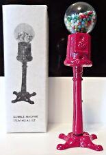 1:12 FABULOUS Dollhouse Miniature Standing/Floor Display Gumball Machine NIB