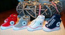 Converse Chucks All Star Baby Socken Schühchen - süßes Geschenk z.B. zur Geburt