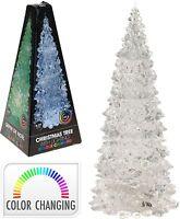 LED Christmas Light Christmas Decoration Colour Changing Light Up Christmas Tree