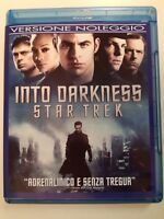 Into Darkness - Star Trek (Fantasy USA 2012) Blu-Ray film di J.J. Abrams