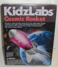 KIDZ LABS COSMIC ROCKET KIT 4M Item# 3433 Je607113 kidzlabs science launching