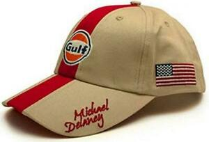 Grandprix Originals Gulf Michael Delaney Cap Sand