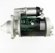 PERKINS ENGINES 12V 2.0KW STARTER MOTOR S190