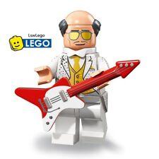 "NEW LEGO 71020 The Batman Movie Minifigures series 2 ""Disco Alfred Pennyworth"""
