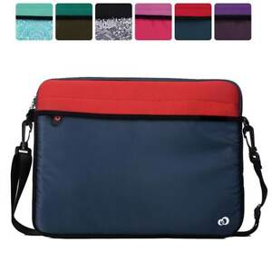 Universal 13 13.3 Inch Laptop Sleeve and Shoulder Bag Case Cover 2-in-1 NDS2-4