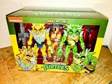 NECA TMNT Zarax & Zork Set ?Teenage mutant ninja turtles * NEW N BOX SHIPS FREE