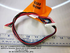 """RCA 32"""" L32HD31YX12 Cable from Power Board @[P3] to Inverter Board @[CN101]"""