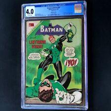 GREEN LANTERN #59 💥 CGC 4.0 💥 SPANISH EDITION - RARE! Variant Comic