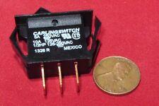 Carling Switch T Series TB10B Momentary Rocker SPDT NO / NC 10A 125VAC 5A 150V