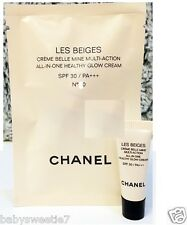 Chanel Les Beiges All In One Healthy Glow Cream SPF30 PA+++ N10 2.5ml