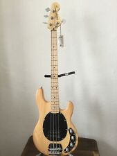 Vintage Power Bass Guitar V964 NAT [MUSIC MANN]