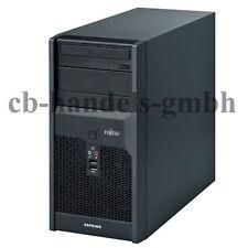 FSC FUJITSU ESPRIMO P2560 Intel Dual Core 2.80 GHZ 4GB 160GB HDD DVD TOWER WIN10