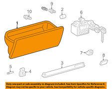TOYOTA OEM 96-02 4Runner-Glove Compartment Box Assy 5555035050E0