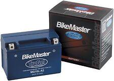 New Bike Master TruGel Battery MG14ZS Tru Gel 2Yr Wrnty YTZ14S 78-0516
