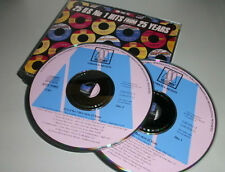 MOTOWN / 25 U.S. NO 1 HITS FROM 25 YEARS 2 CD 'S MIT THE JACKSON 5 FOUR TOPS