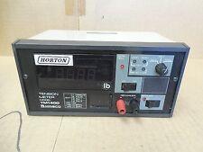 Horton Tension Meter TM140D 10 VDC 110/240V 4-20mA Used