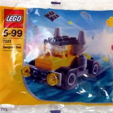 LEGO 7223 Designer Wheelers Truck Polybag Set From 2003 Brand NEW & SEALED