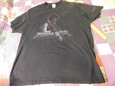 "Jimi Hendrix ""Purple Haze"" (Size: Lg) Cotton - T-Shirt *Pentatonic Blues Master*"