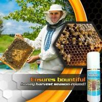 60ml Swarm Commander Lure Bait Honey Bee Honey Hive Beekeeping Tool M4J9