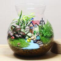 DIY Figurine Craft Plant Pot Garden Ornament Miniature Fairy Garden Decor Hot