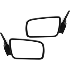 Mirror KOOL-VUE Driver + Passenger Side View Left Right 05-09 Ford Mustang Power