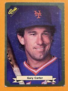 Gary Carter 1987 Classic Game #5