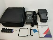 Tektronix TEK WFM 90 Handheld Waveform Monitor w/ AC Adapter, Carrying Case   #4