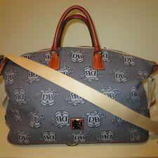 Dooney & Bourke Weekender Bag Blue # Bcrst0576