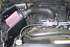 K&N Cold Air Intake System for 09-17 Dodge RAM 1500 2500 3500 5.7L Hemi +15HP