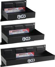 BGS 67150 Magnet-Ablagen-Satz 150 / 210 / 310mm 3-tlg für Werkstattwagen