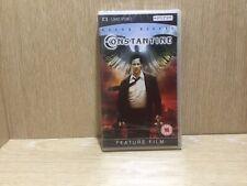 Constantine UMD Sony PSP Movie Film New & Sealed Keane Reeves