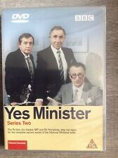 Yes Minister - Series 2 (DVD, 2002) New & Sealed
