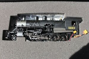 Bachmann Spectrum HO 2-10-0 Russian Decapod WESTERN MARYLAND No. 81702 With Box